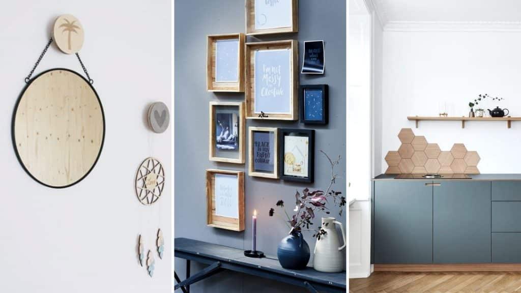 hout interieur accessoires