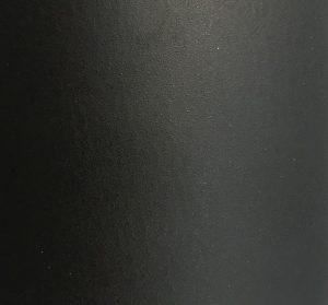 Aluminium jaloezie mat zwart