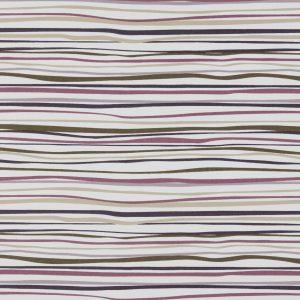 Rolgordijn prints golven paars