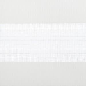 Duorolgordijn wit