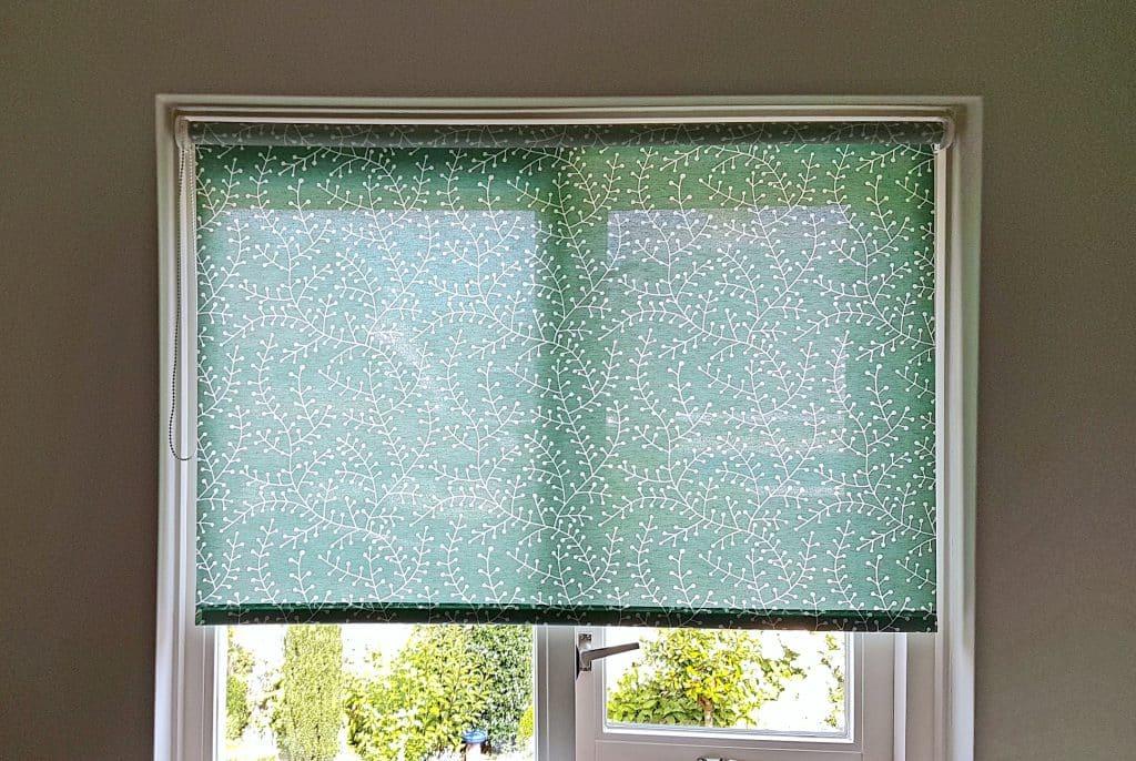 Ingezonden foto s klanten rolgordijnwinkel raamdecoratie op maat