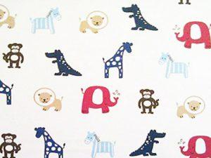 Nieuw kinderrolgordijn dieren