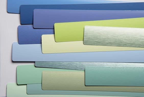 Voordelen van kleurstalen aanvragen