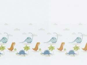 Nieuwe kinderprints dinoprint dino's