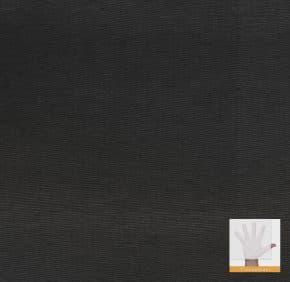 zwarte transparant rolgordijn 6232