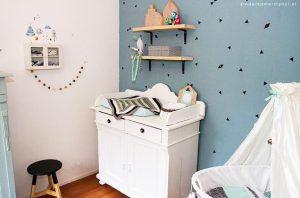 Opbergen in de babykamer