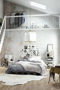 raamdecoratie voor slaapkamer