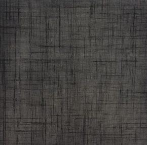 transparant rolgordijn zwart