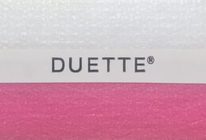 fuchsia roze duette b524