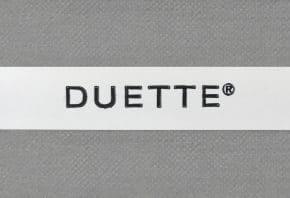 duette shade grijs