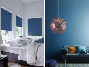 Kleurtrend marineblauw