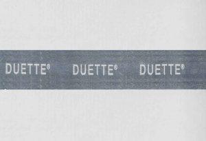 witte duette plisse gordijnen C601