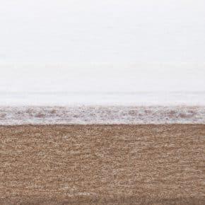 bruin plissegordijn lichtdoorlatend