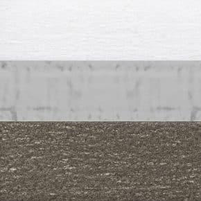 donkergrijs verduisterend dubbel plissegordijn