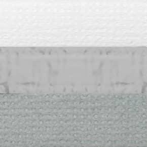 mintgroen dubbel plissegordijn verduisterend