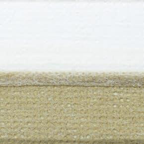 riet groen plissegordijn