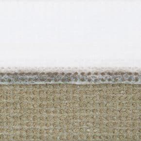 Olijfgroen plissegordijn
