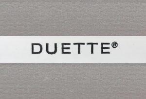 taupe duette gordijn d564 elan duotone