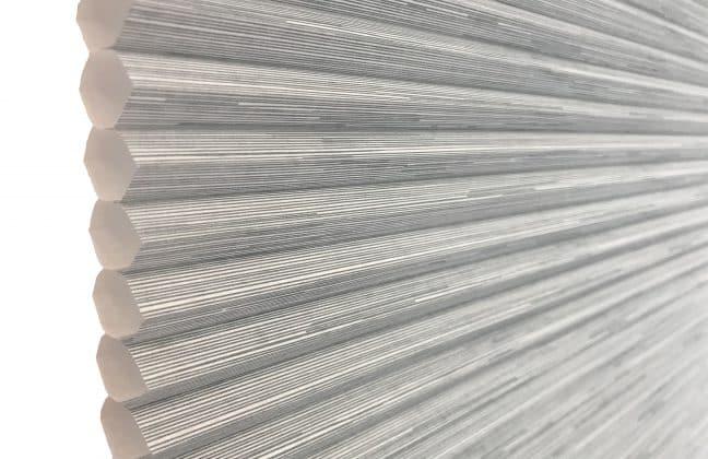 Semi-transparant Duette® gordijn
