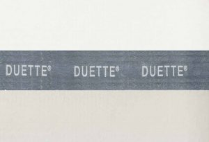 E634 off white plisse gordijn duette gordijn slaapkamer verduisterend