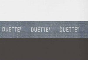 bruin plissegordijn duette bruin e641