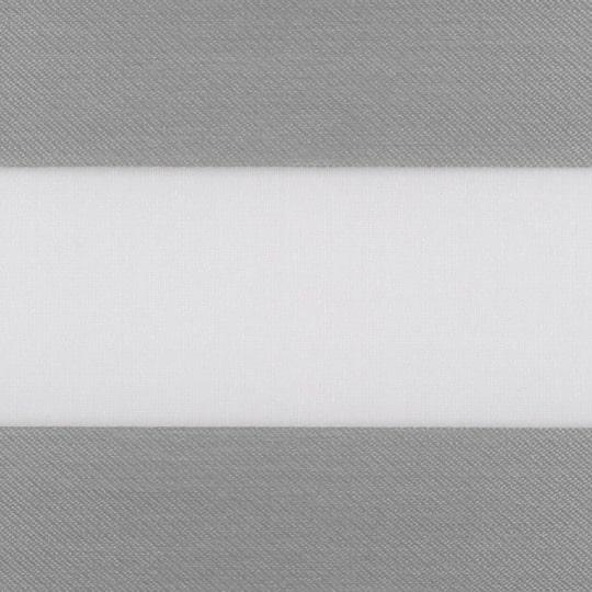 verduisterend duorolgordijn licht grijs