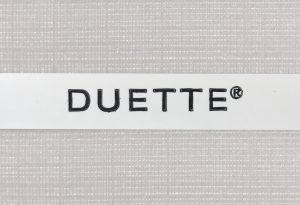 duette beige met structuur