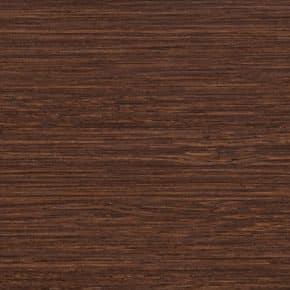 Bamboe houten jaloezieën donker eiken mat H37