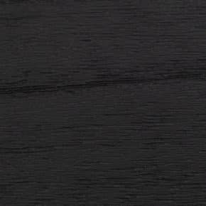 Houten jaloezie Luxaflex zwart houtnerf H68