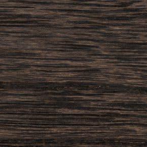 Houten jaloezie luxaflex bruin zwart H72