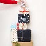 Kerstcadeaus inpakken Rolgordijnwinkel.nl