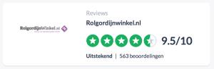 Klantbeoordelingen Rolgordijnwinkel.nl