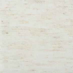 Lamellen stof gebroken wit met structuur