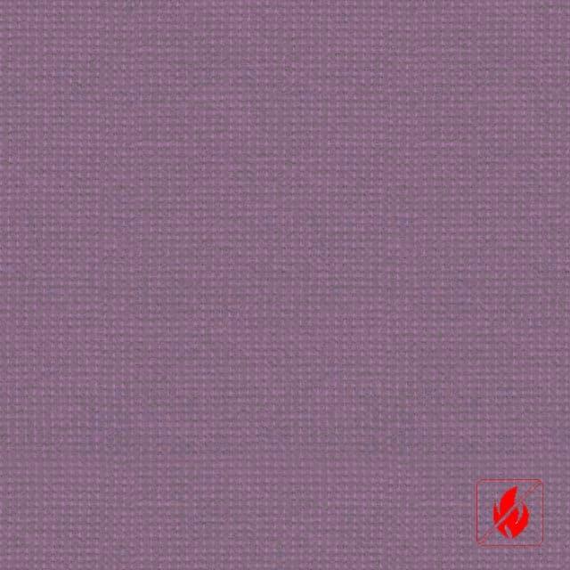 Stoffen lamellen paars op maat