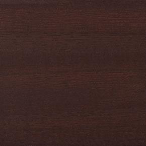 Donker houten jaloezie