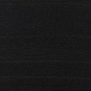 Mat zwart houten jaloezieen