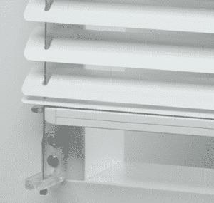 aluminium jaloezieen zijgeleiding