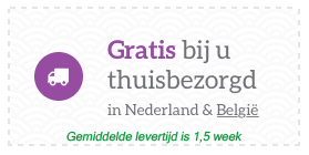 gratis levering rolgordijnen Rolgordijnwinkel.nl