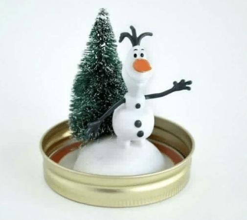 snowglob kerstman