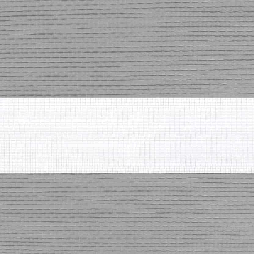 Duorolgordijn semi-transparant