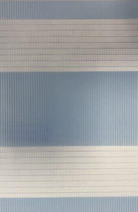 Semi-transparant duo rolgordijn