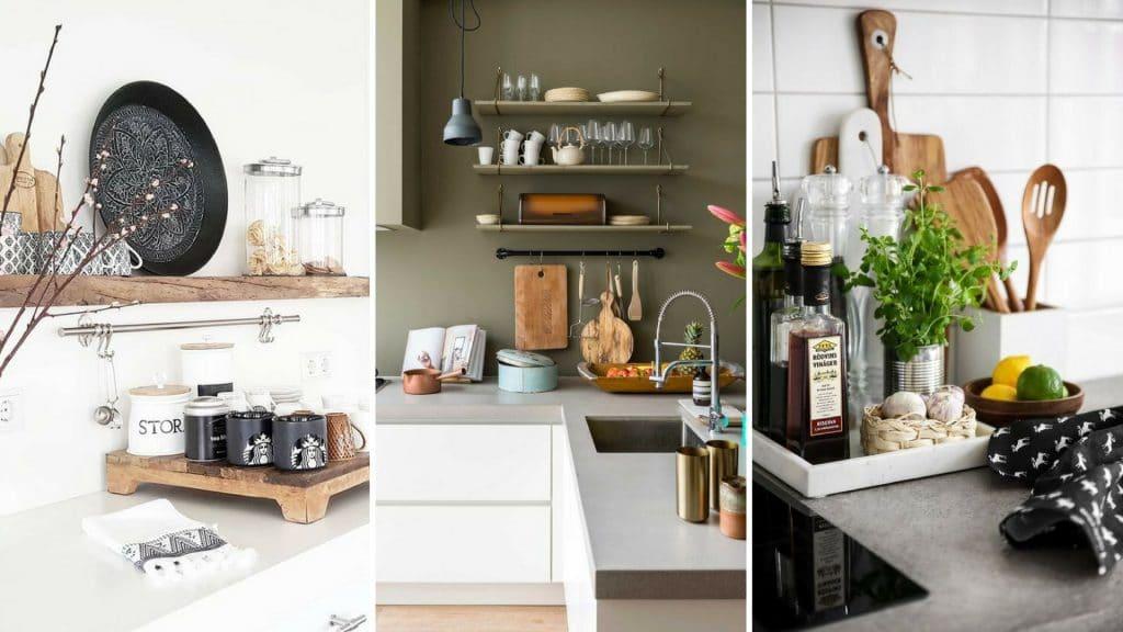 Stijlvolle keukens details