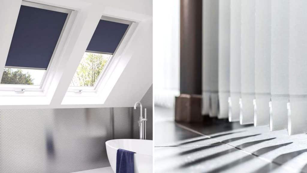 raamdecoratie badkamer