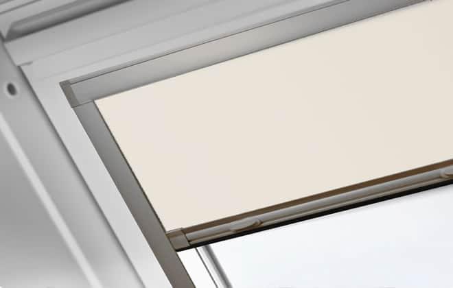 Semi-transparant rolgordijn voor VELUX® dakramen