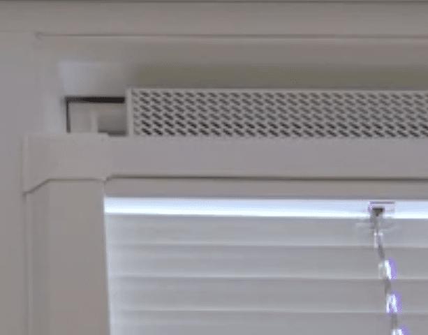 Bekend Perfect Fit systeem i.c.m. een ventilatierooster VG71