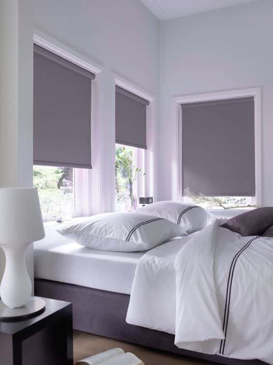 Raamdecoratie voor slaapkamer uitkiezen | Rolgordijnwinkel.nl