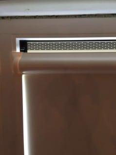 perfect fit ventilatierooster