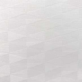 Dessin wit rolgordijn met grafische print RE11421